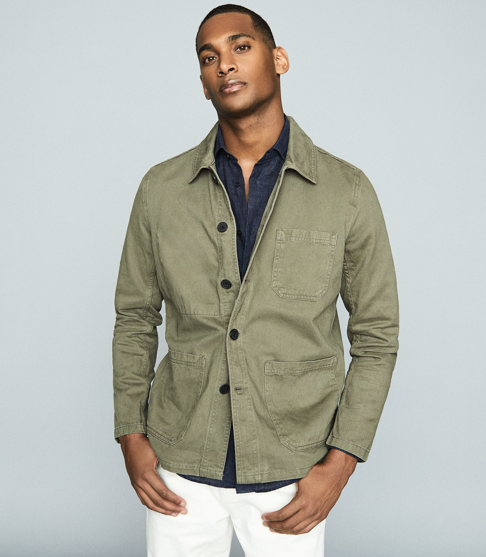 jacket reiss