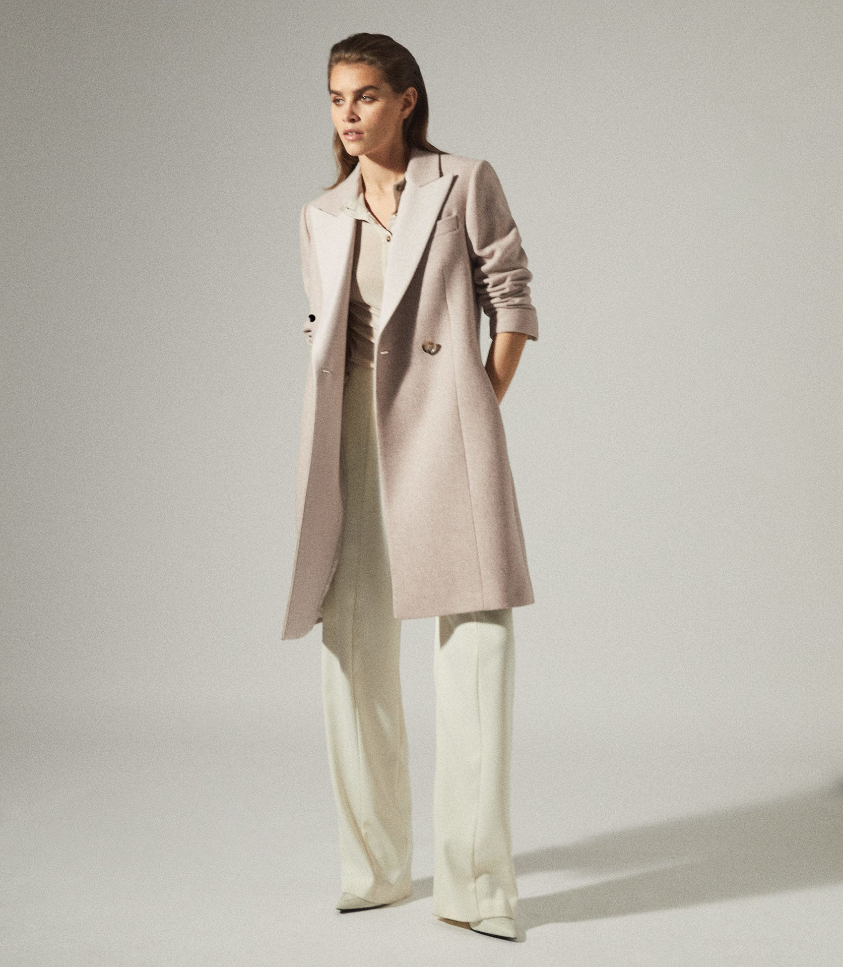 reiss coat sale