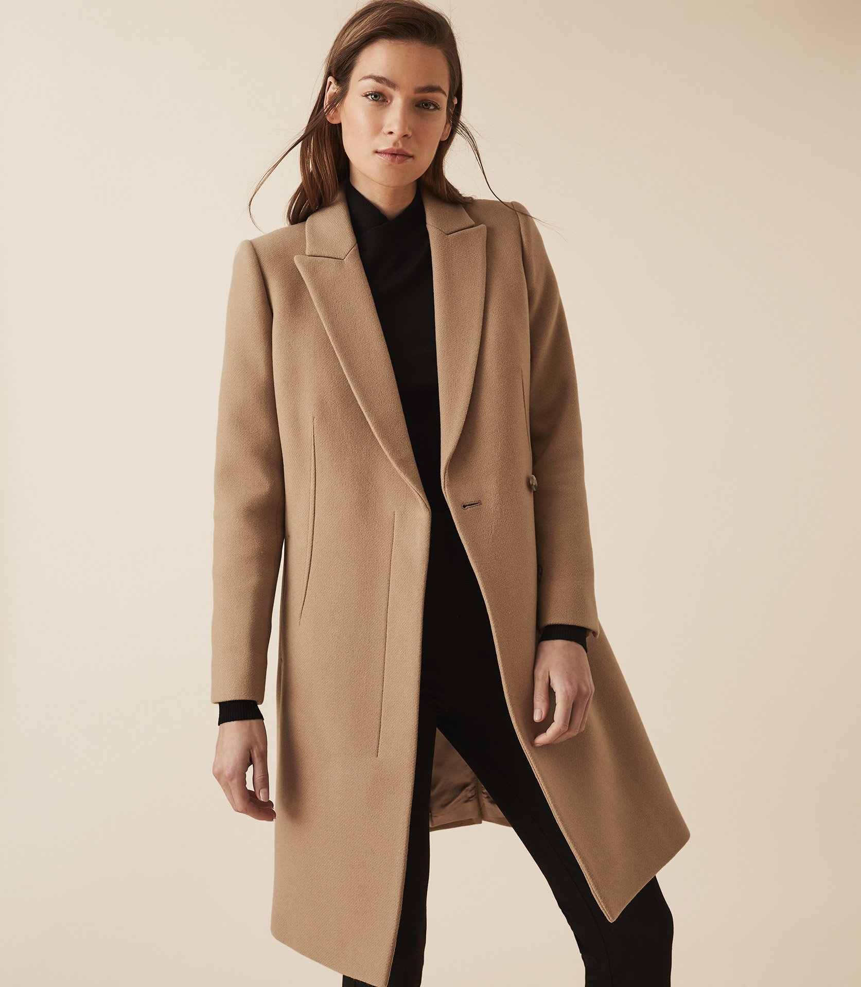 reiss coats
