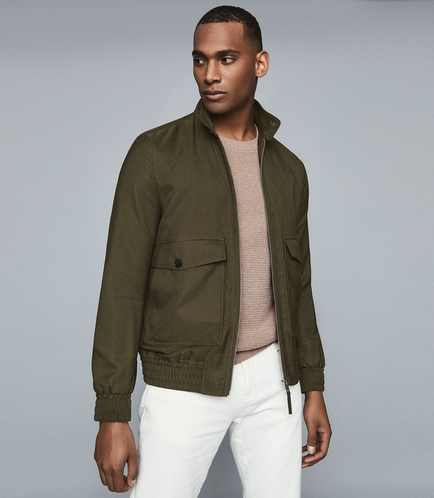 reiss jackets