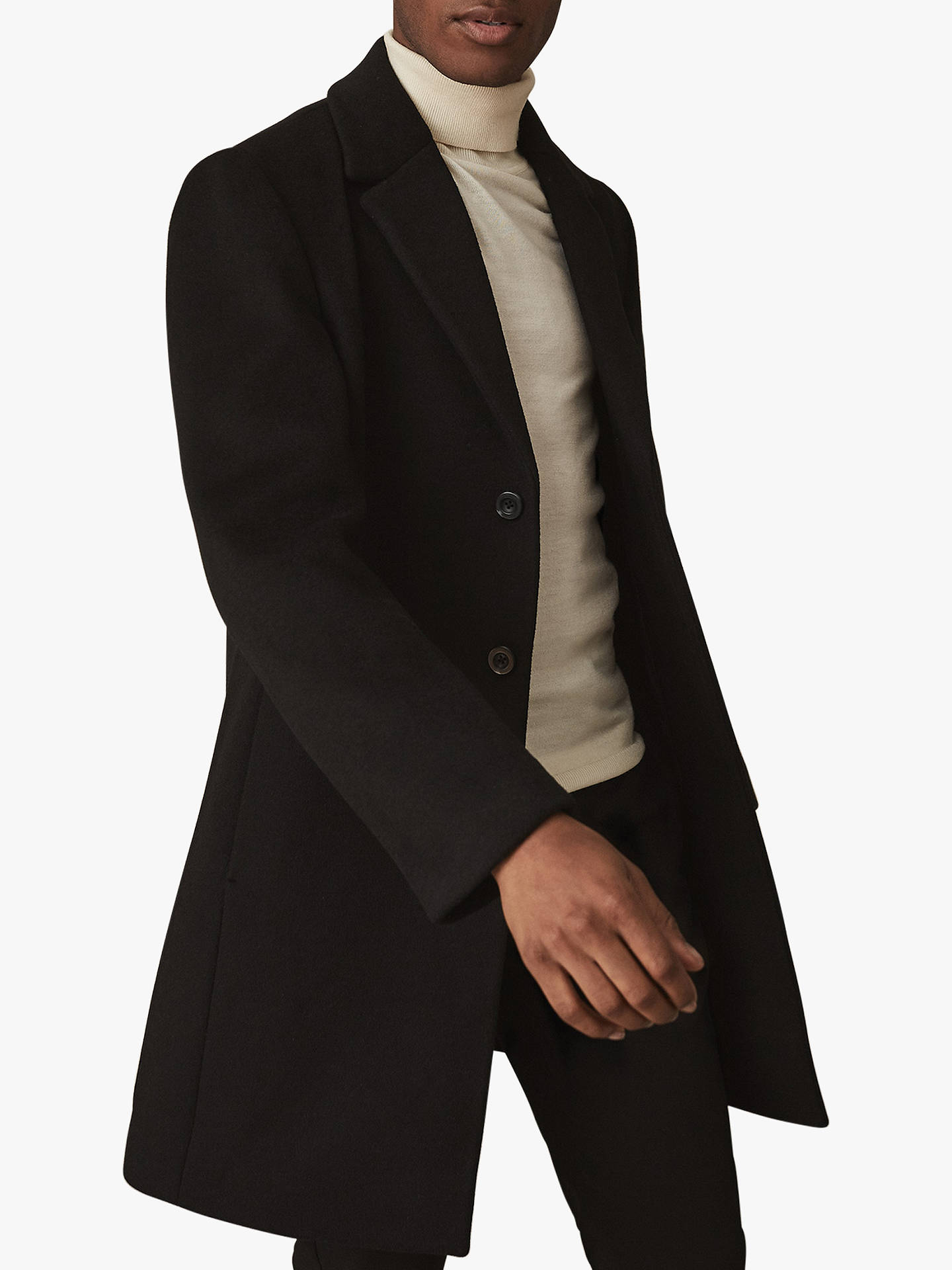 reiss mens coats