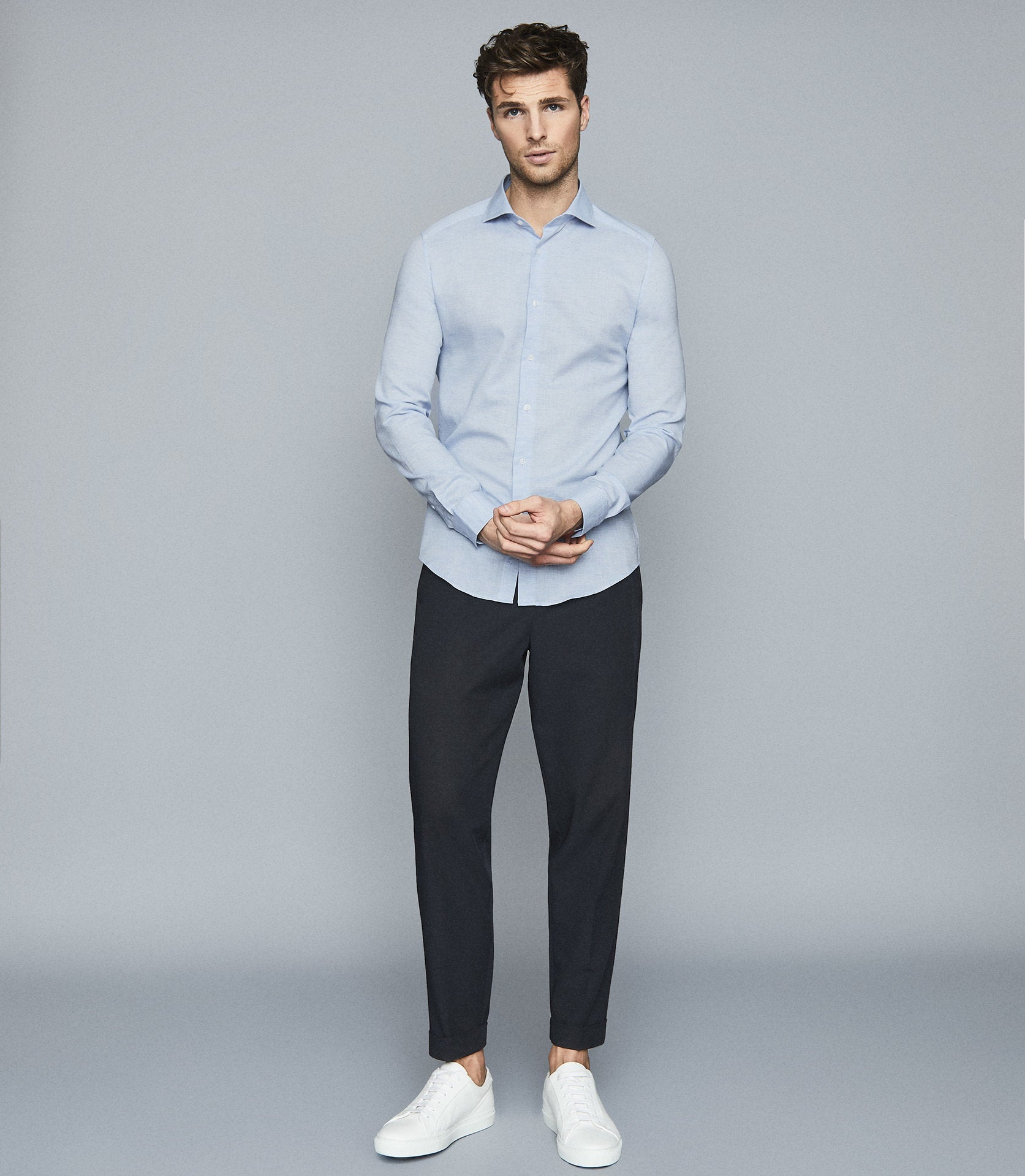 reiss mens shirts
