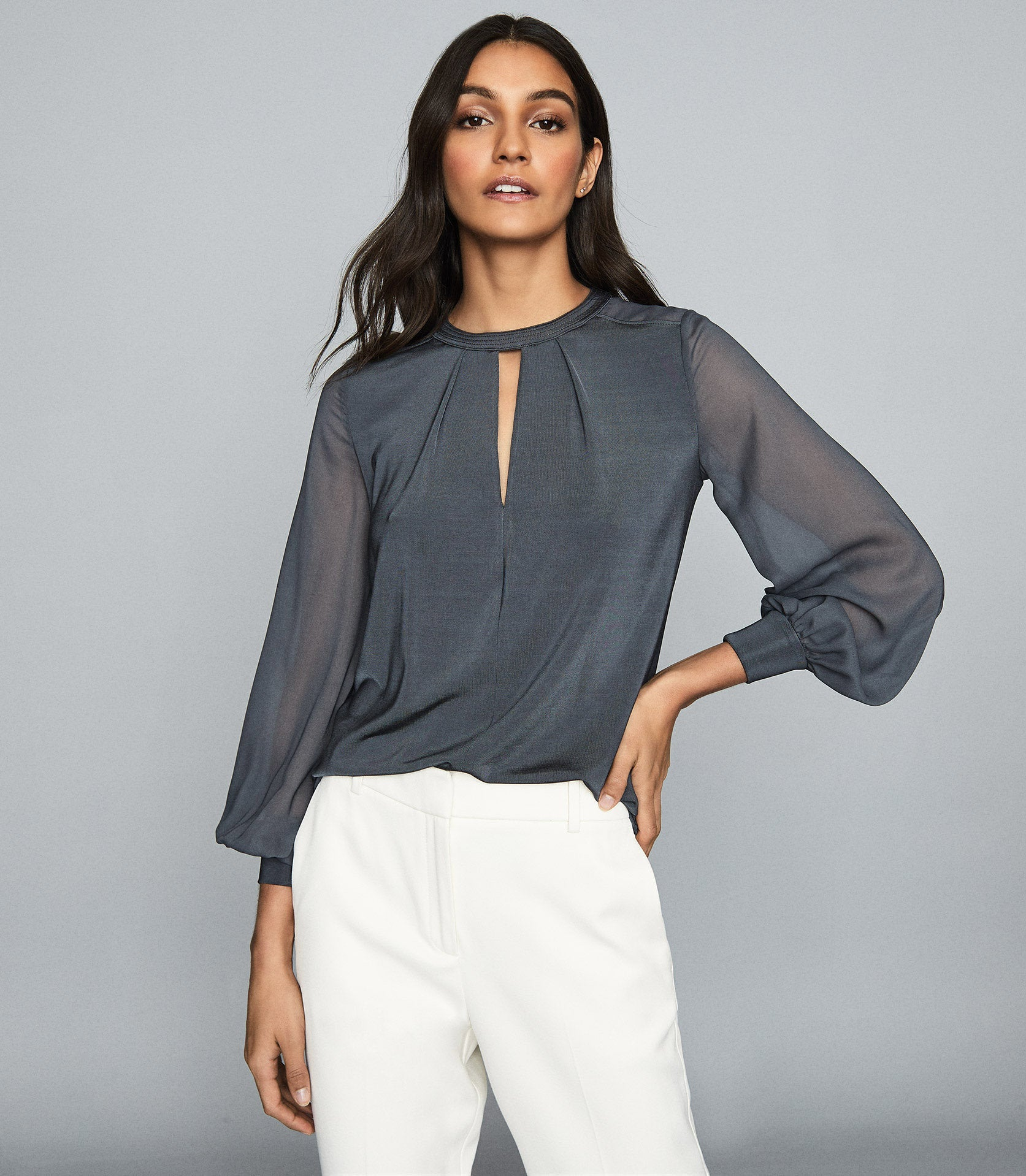 reiss tops