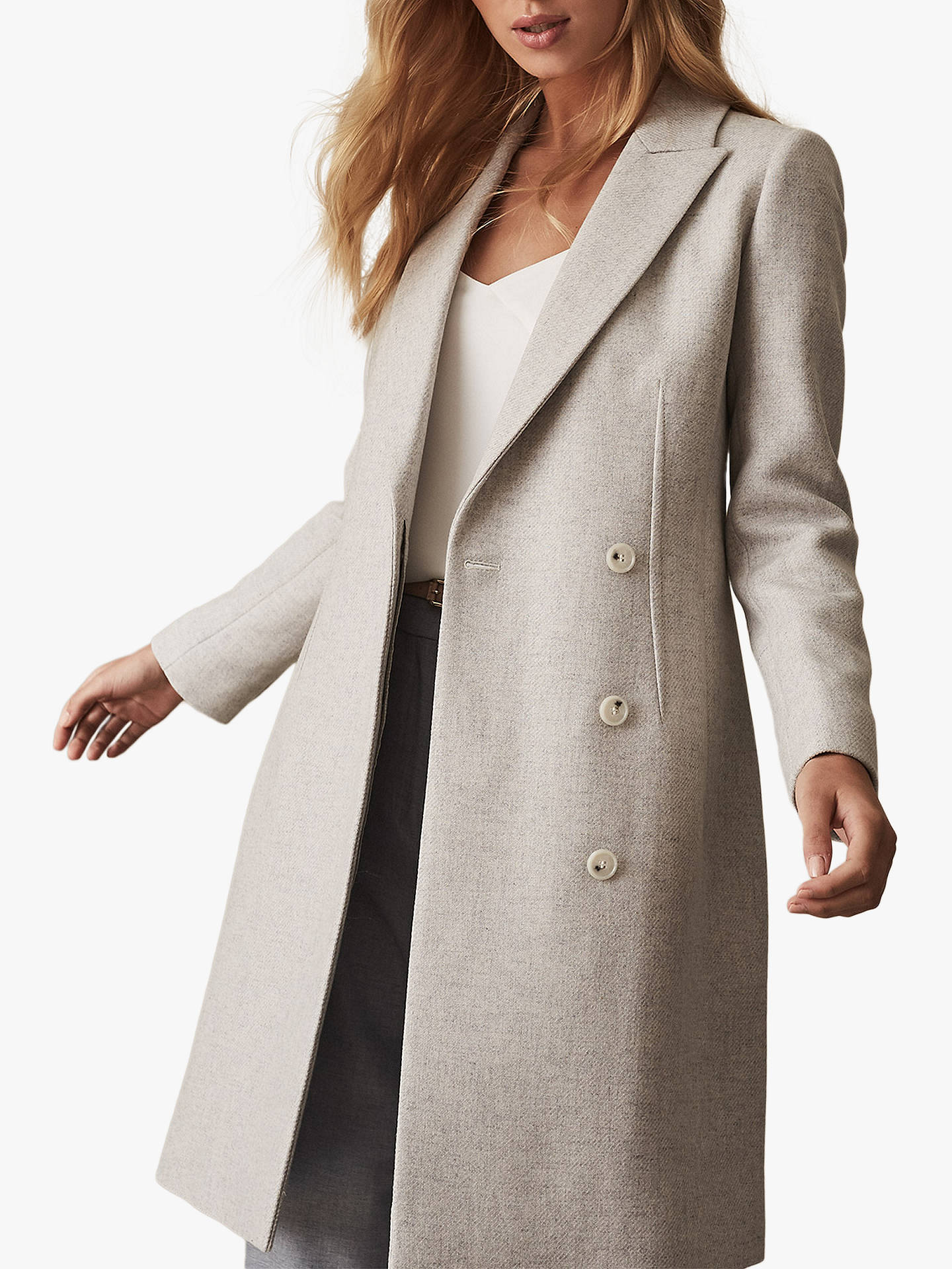 reiss womens coats