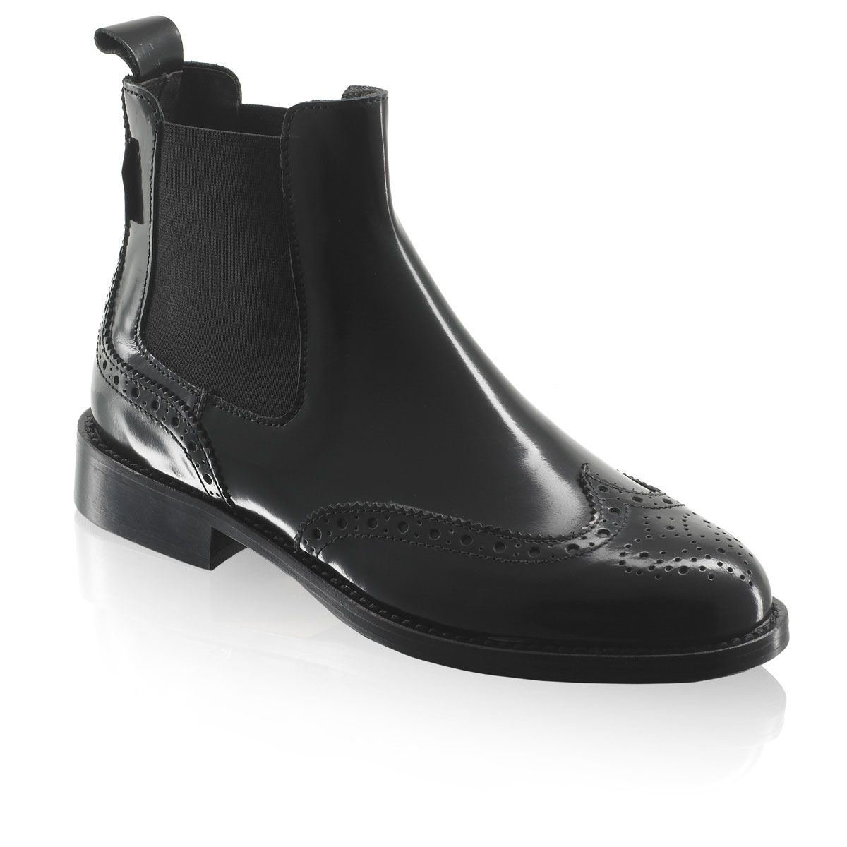 russell and bromley ankle boots
