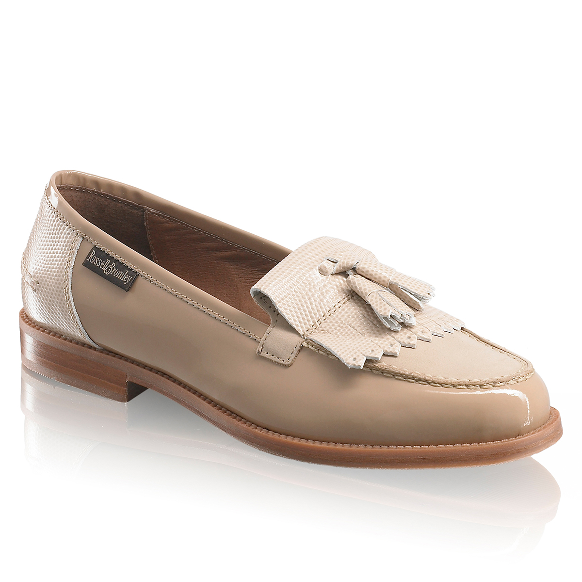 russell and bromley chester loafers