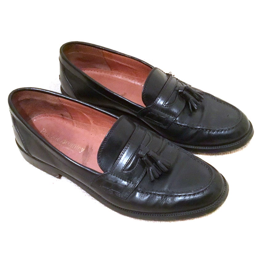 russell and bromley mens loafers