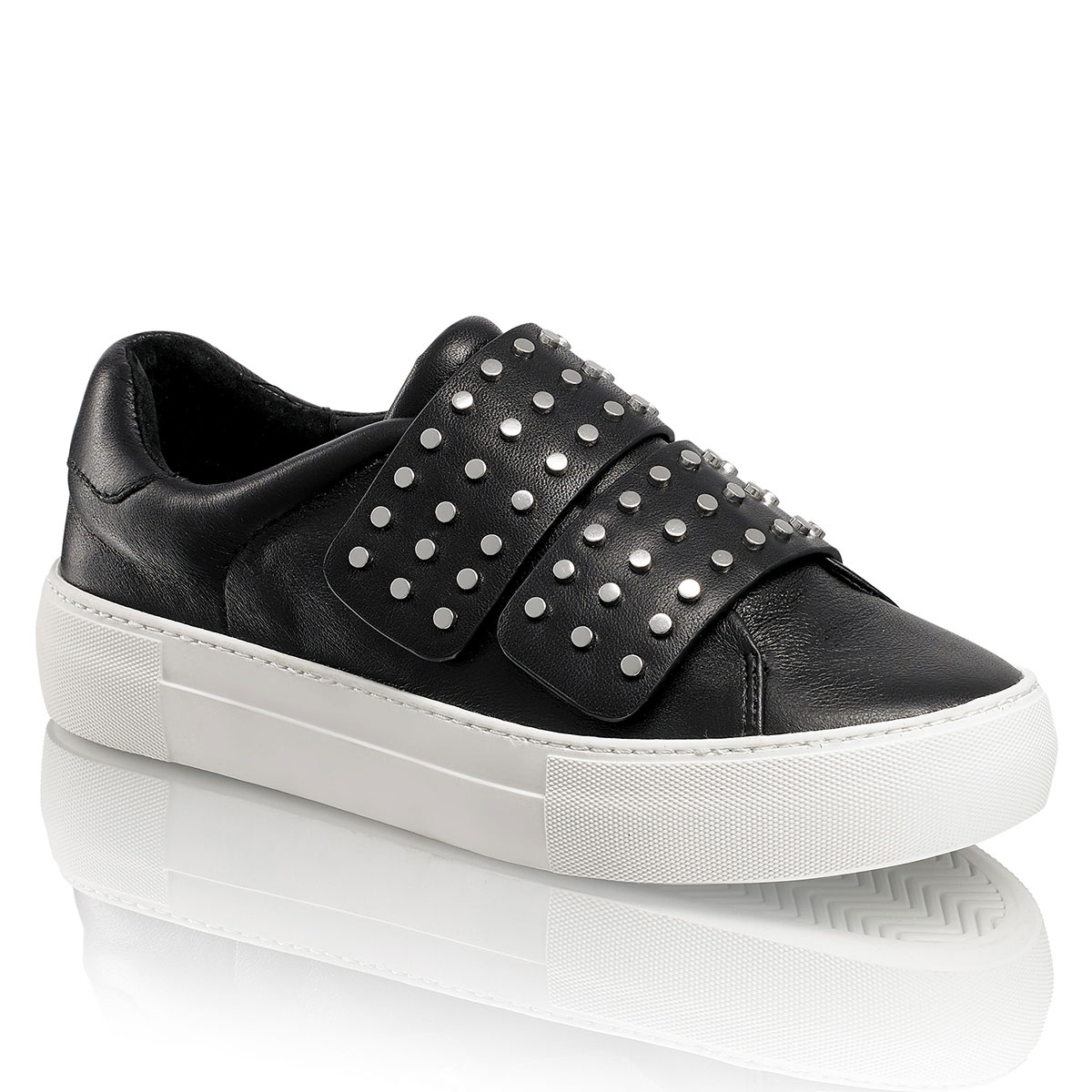 russell and bromley platform trainers
