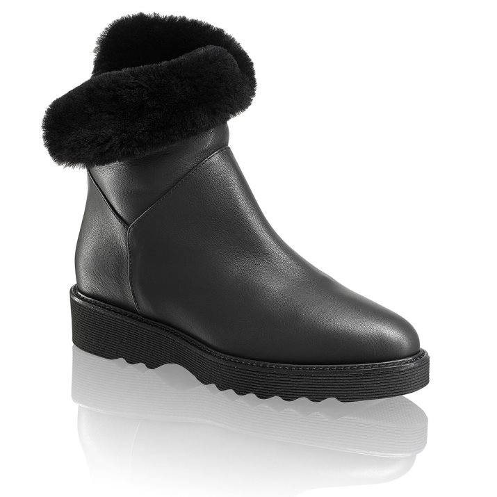 russell and bromley womens boots